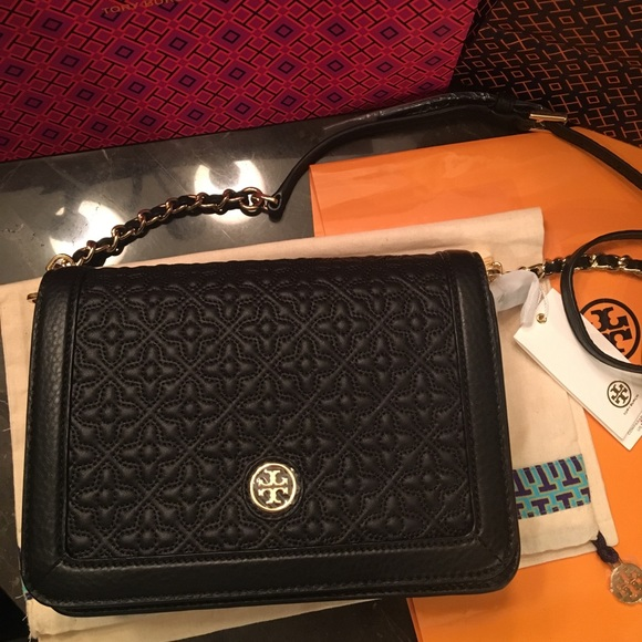 500d5752b53 Tory Burch Bryant quilted combo crossbody